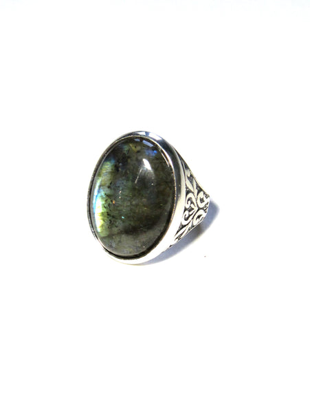 Saga Ring, 3 Stone Colors