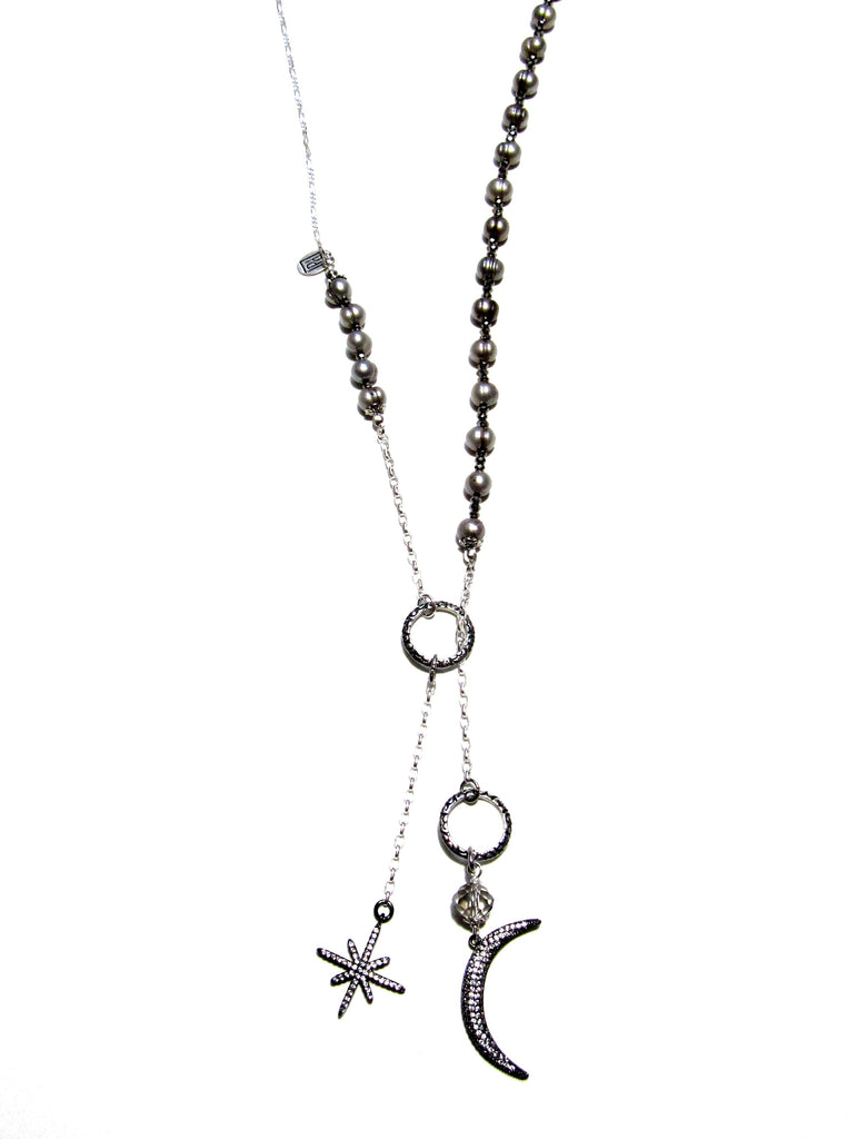 Bliss Lariat Necklace, 2 Styles