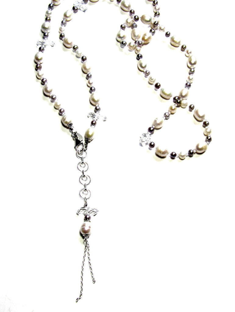Mystique Pearl Necklace