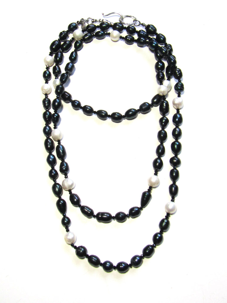 Coco Pearl Necklace, 52 Inches