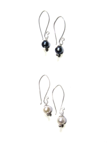 Classique Earrings, 2 Colors