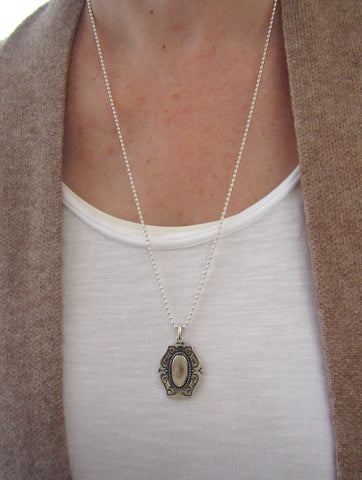 Revival Chain Necklace, Short