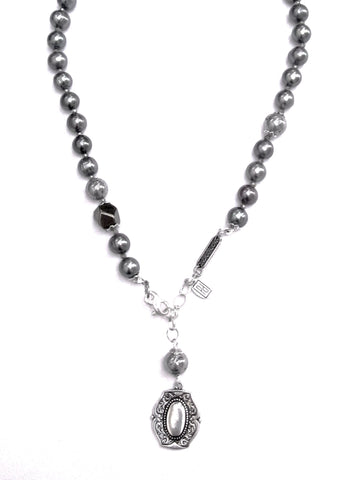 Revival Pearl Necklace, Short
