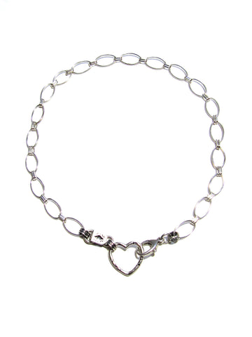 True Heart Linked Necklace