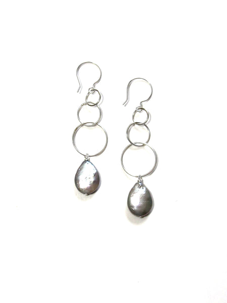Cascade Earrings, 2 Colors