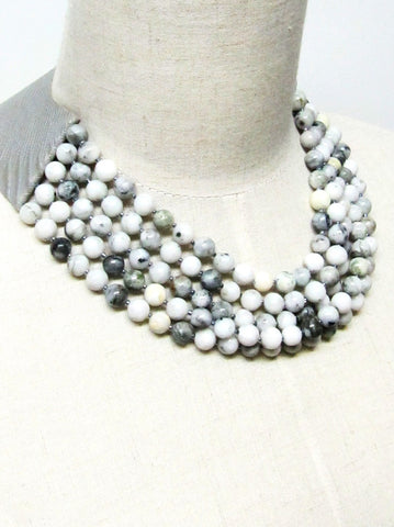 Lindero Necklace - Jasper