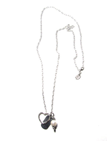 ID Charm Necklace - Long
