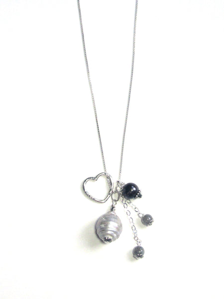 Lumiere Heart Necklace