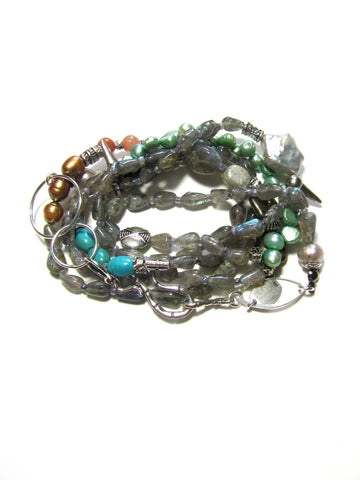 Great Lakes Wrap Bracelet\Necklace