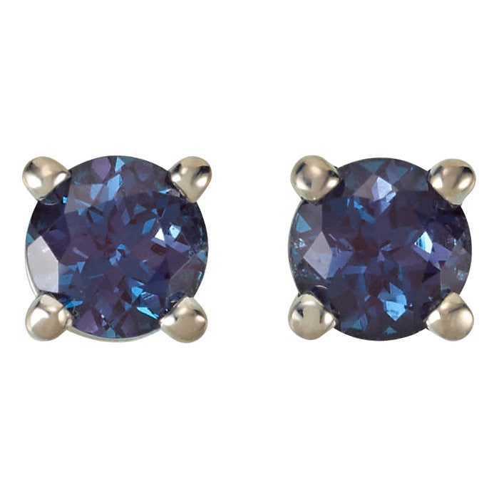 earrings etsy stud l change southerngemstones by color natural alexandrite