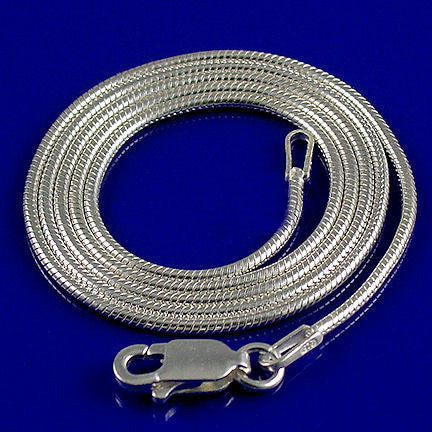 silver chain triple jewelers trustmark chains products italian rope necklaces inches sterling