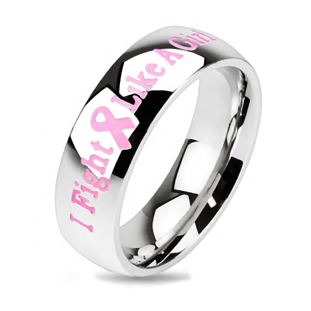 pin rings breast jewelry cancer ring box pinterest