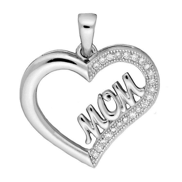 Mya russian ice on fire cz mothers day promise heart pendant mya russian ice on fire cz mothers day promise heart pendant trustmark jewelers aloadofball Gallery