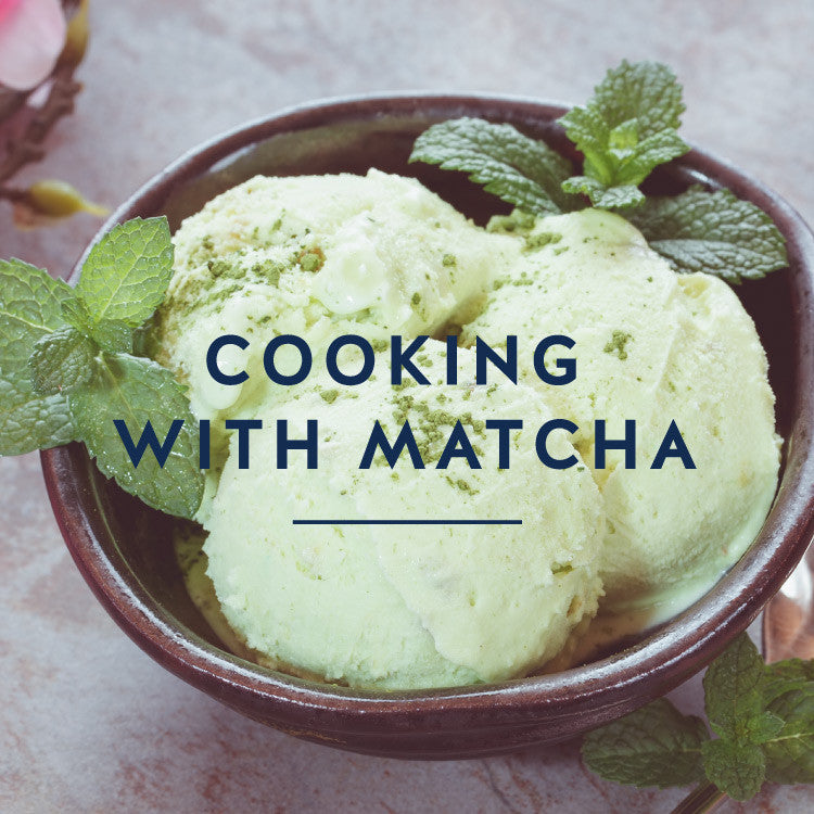 Zentei Matcha Green Tea Recipes