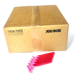 500 Box of Pink Razors