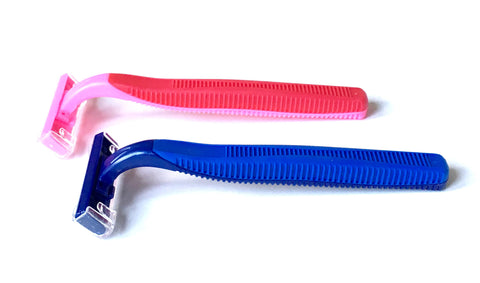 20 Box of His & Her Blue and Pink Razors
