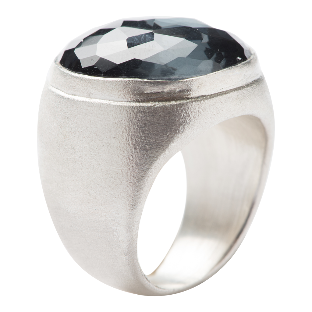 18mm Cocktail Ring- hemitite
