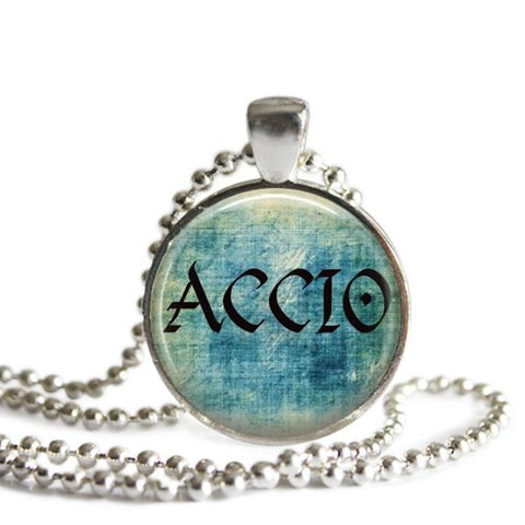 Accio Harry Potter Necklace
