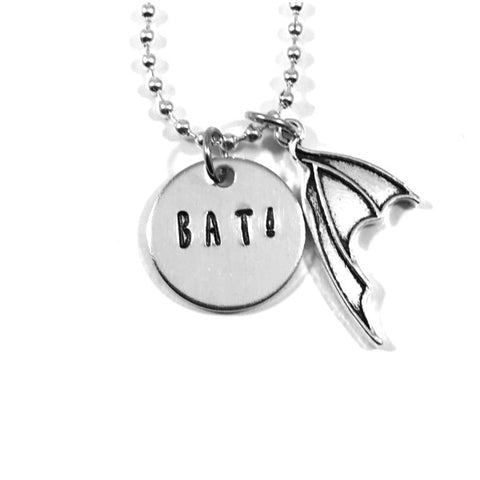 Bat! Necklace
