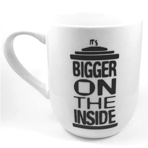 Bigger On The Inside Mug