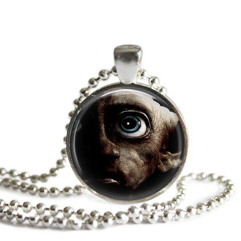 Dobby Necklace Handmade Harry Potter jewelry