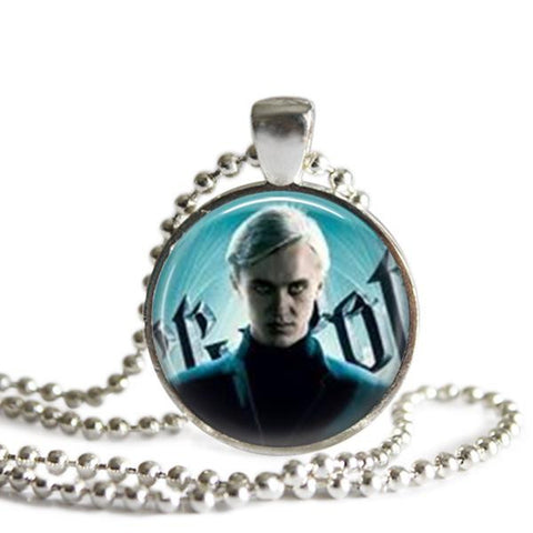 Malfoy Necklace Harry Potter pendant