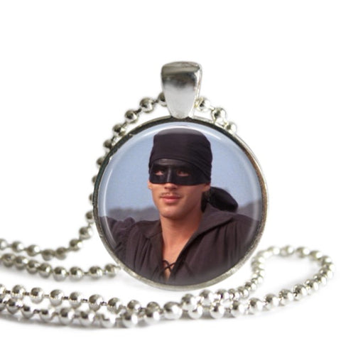 Dread Pirate Roberts necklace
