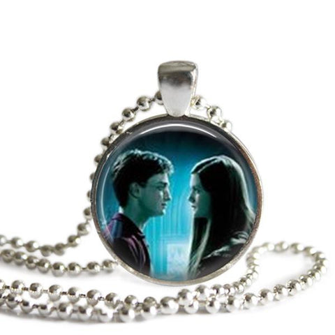 Harry Potter and Ginny Weasley Necklace