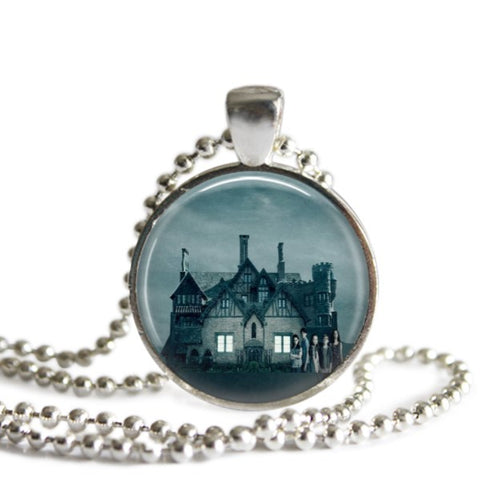 The Haunting of Hill House necklace