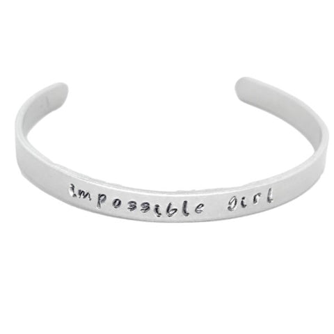 impossible girl bracelet