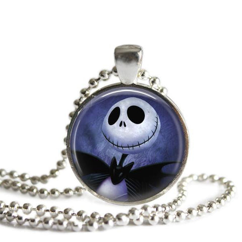 The Nightmare Before Christmas Jack Skellington Necklace
