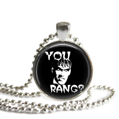 The Addams Family Lurch Necklace