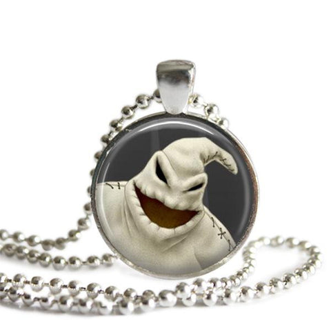 The Nightmare Before Christmas Oogie Boogie Necklace