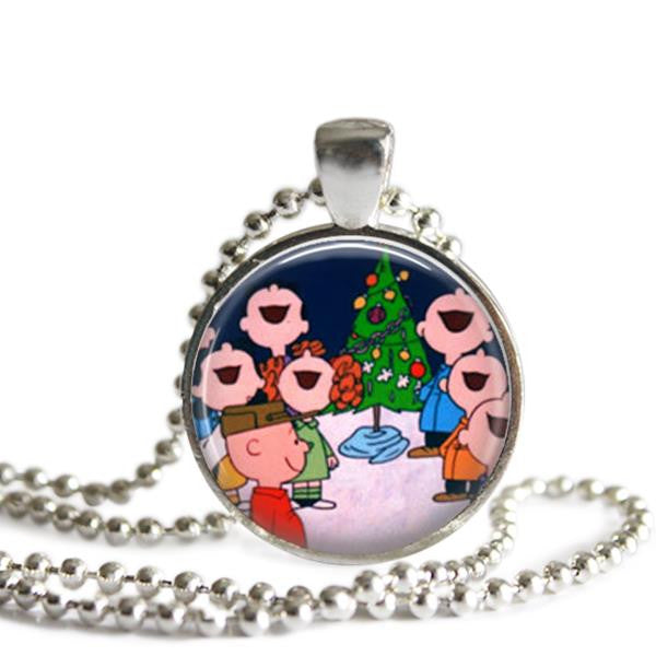 A Charlie Brown Christmas necklace