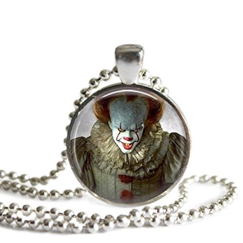 Pennywise Stephen King's It Necklace