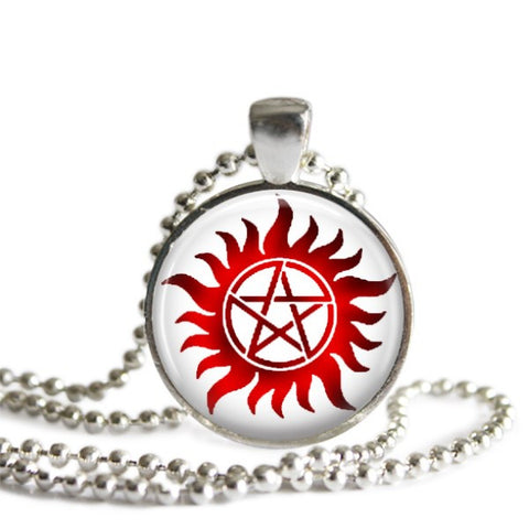 Anti Possession Necklace Supernatural jewelry