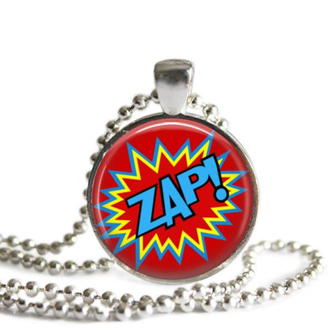 ZAP! Necklace
