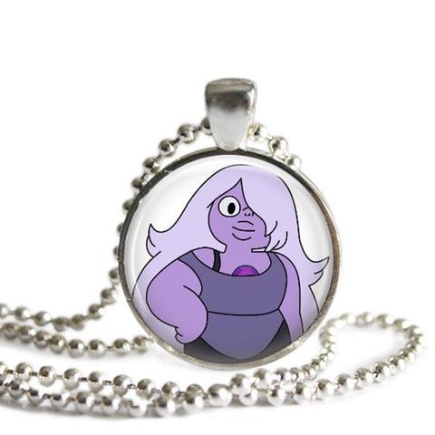 Amethyst Steven Universe Necklace