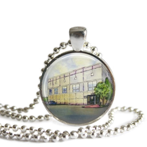 Dunder Mifflin Necklace