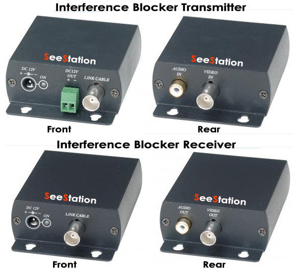 SEESTATION CHB001H High Frequency Interference Blocker / Amplifier - PAM Distributing Co