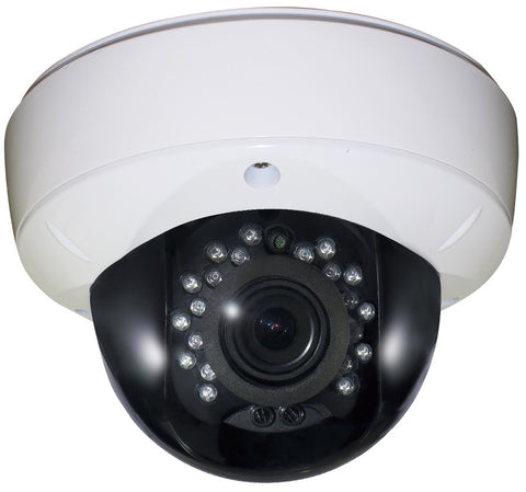 HD SS DOME VAND CAM 2.1MP 12V
