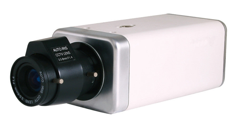 HD SS BOX CAM 2.1MP 12V