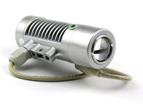 SeeStation - IR Illuminator Barrel Style Invisable  (45° x 20-40 Meter IR Distance)