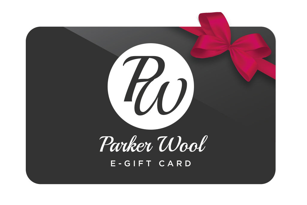 Gift Card - ParkerWool