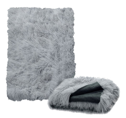 Tibetan Lamb Throw