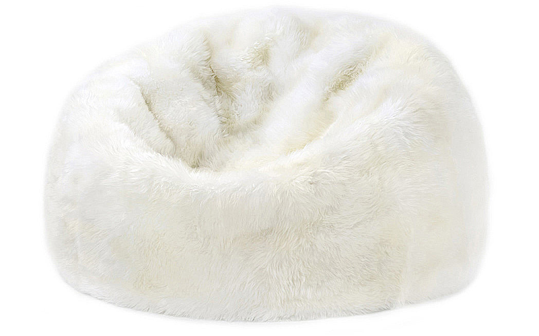 Sheepskin Bean Bag - ParkerWool  - 5