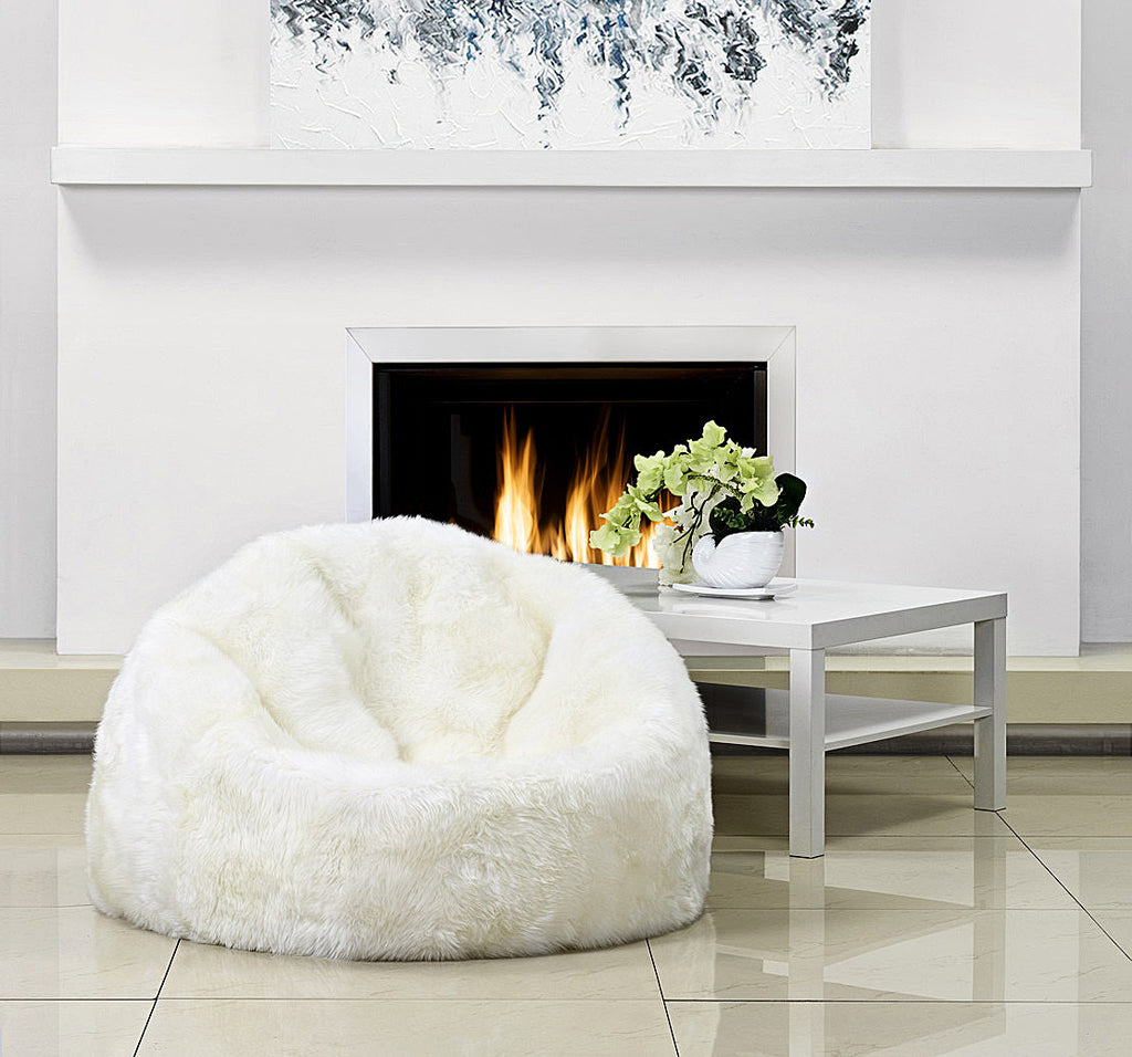 Sheepskin Bean Bag - ParkerWool  - 2