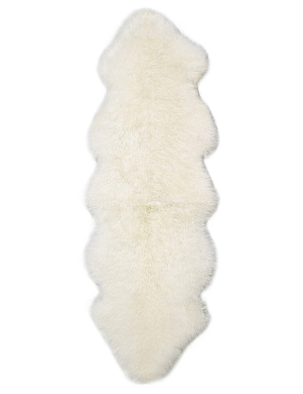 Double Sheepskin Rug (2'x6') - ParkerWool  - 5