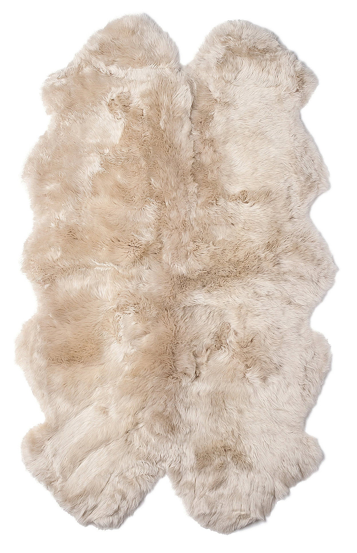 quarto sheepskin rug parkerwool