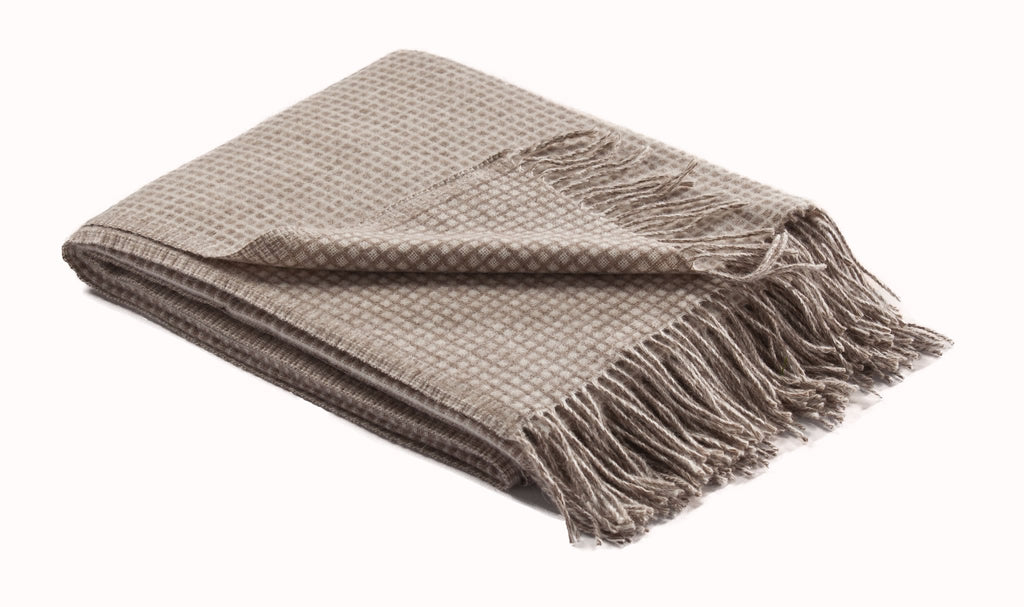 Luxe Merino Throws